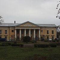Центр культуры им. Ухтомского, Рузаевка