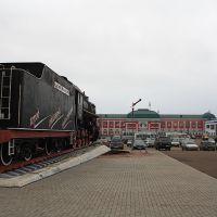 Железнодорожный вокзал, Рузаевка