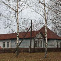 Здесь в 1905 году заседал стачечный комитет, Рузаевка