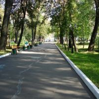 Парк культуры, Саранск