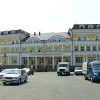 Саранск#35, Саранск