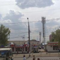 """2010 Саранск Был когда-то стадион """"Светотехника"""", Саранск"""