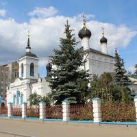 2011-08 Саранск Церковь Иоанна Богослова, Саранск