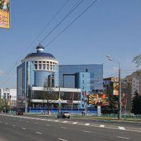 Улица Коммунистическая.  Саранск, Саранск