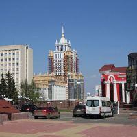 На улице Б.Хмельницкого в Саранске, Саранск