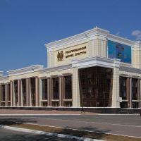 Дворец культуры в Саранске, Саранск
