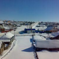 Шайгово Зимой 2011г, Старое Шайгово