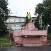 Памятник В.И.Ленину, Темников
