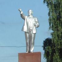 monument Lenin, Теньгушево