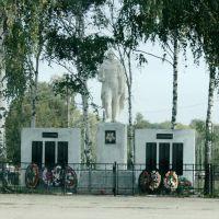 Памятник погибшим воинам, Теньгушево