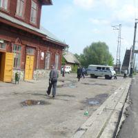 вокзал, Торбеево