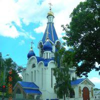 Королев (Болшево). Церковь Рождества Пресвятой Богородицы.Дата постройки:2005, Королев