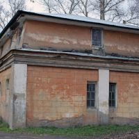 19th century workers barracks at Sovetskaya Street, Королев