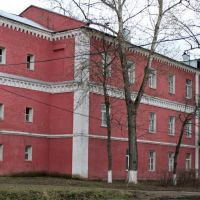 Old workers barracks at Sovetskaya Street, Королев