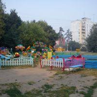 Детский парк атракционов в Юбилейном, Королев