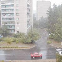 Летний дождь на Дружбе, Протвино
