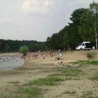 Карьер, восточный берег, Протвино