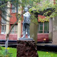Ленин в Протвино, Протвино