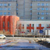 Поликлиника. вид с ул.Дружбы, Протвино
