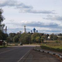 Рогачёвское шоссе-дорога через Рогачёво в сторону Солнечногорска, Абрамцево