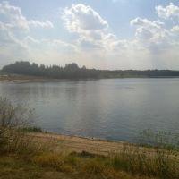 Водохранилище на р.Муравке, Абрамцево