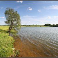 Плотина Горицы, Абрамцево