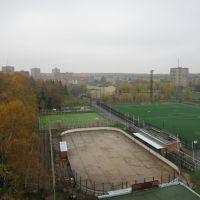 Хоккейная площадка, Алабино