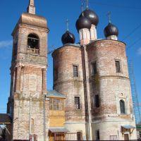 Храм Вознесения 1733 г, Алабино