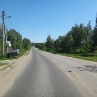 Улица Пролетарская, Апрелевка