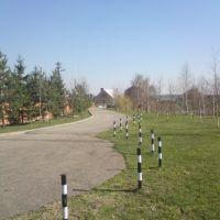 Было поле, а теперь деревня Кромино, Апрелевка