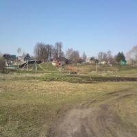 Вид на деревню Малые Горки, Апрелевка