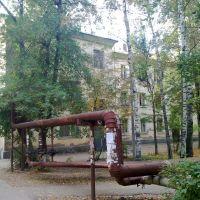 Апрелевский дворик, Апрелевка