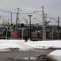 Станция, Апрелевка