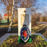 Памяник партизанам в селе Архангельское, Архангельское