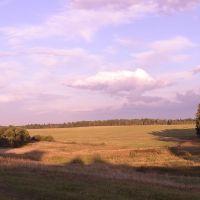 Landscape near Arkhangelskoe, Архангельское