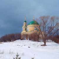 Церковь св.Михаила, Архангельское