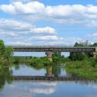 Железнодорожный мост, Ашитково