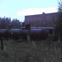 Старые вагоны, Бакшеево