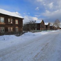 Школьная улица, Бакшеево