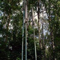 Ракеты в парке (Space rocket in the park), Балашиха