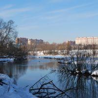 Река Пехорка., Балашиха