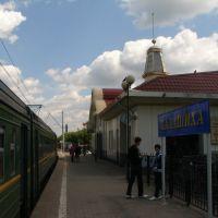 Станция Балашиха, Балашиха