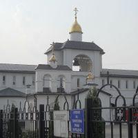 Крестильный храм в честь Святого равноапостольного князя Владимира..., Балашиха