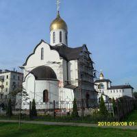 Церковь. м, Балашиха