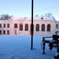 Внутренний двор университета., Балашиха
