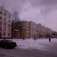 Парковая улица..., Балашиха