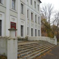 Парадная лестница бывшего барского дома Голицыных..., Балашиха