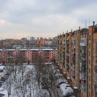 2013 зима, Балашиха
