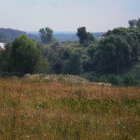 field, Барыбино
