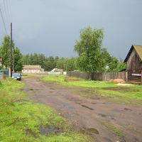 После грозы, Белоомут